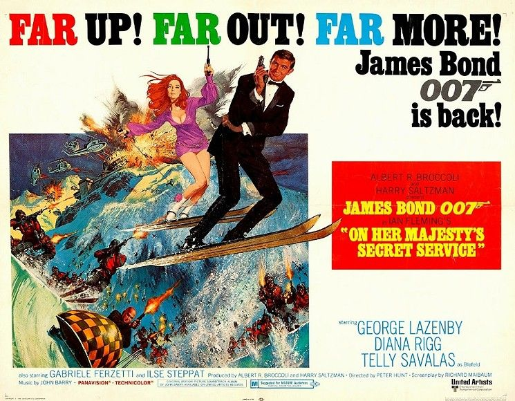 Bondcast 2.0 - 06 - On Her Majesty's Secret Service (1969)