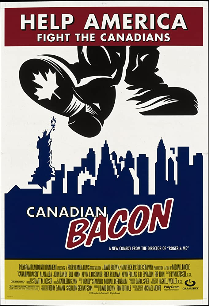 Episode 153 - Canadian Bacon (1995)