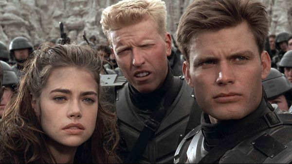 Episode 132 - Starship Troopers (1997)