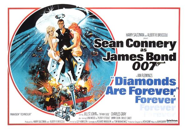 Bondcast 2.0 - 07 - Diamonds Are Forever (1971)