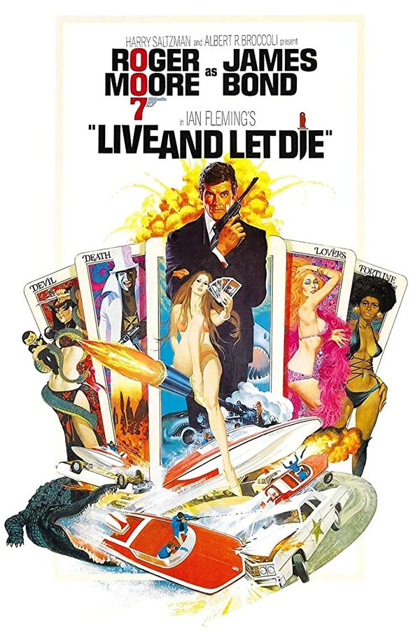 Bondcast 2.0 - 08 - Live and Let Die (1973)
