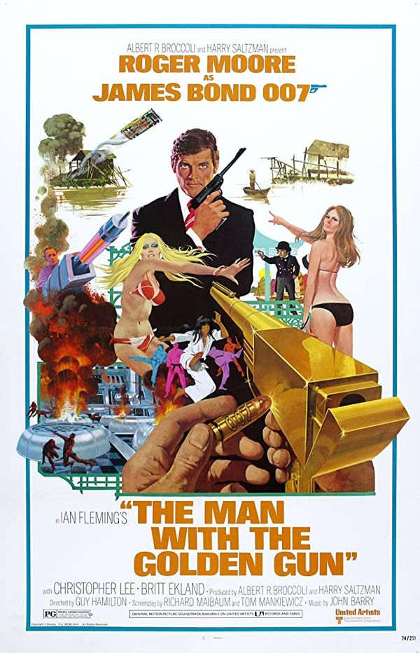 Bondcast 2.0 - 09 - The Man with the Golden Gun (1974)