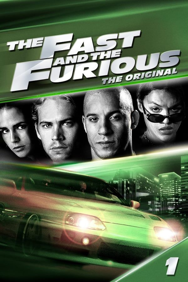 Fastcast - 01 - The Fast and the Furious (2001)