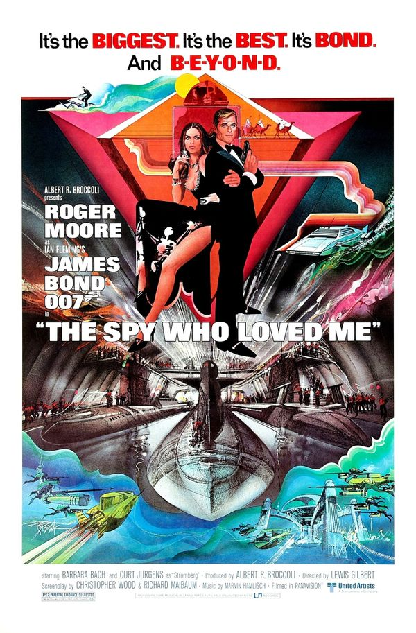 Bondcast 2.0 - 10 - The Spy Who Loved Me (1977)