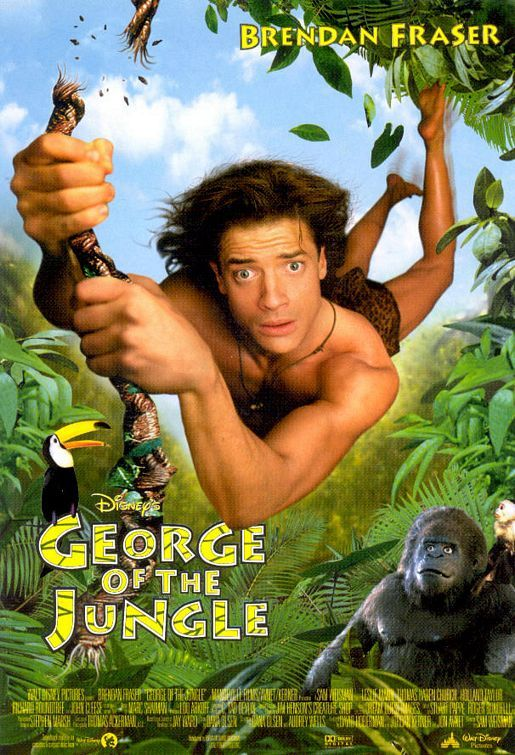 Episode 159 - George of the Jungle (1997)